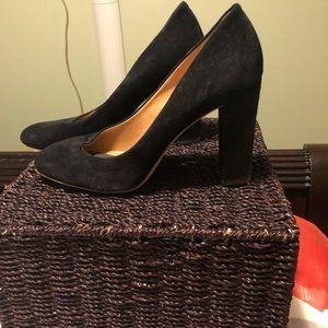 J Crew Etta Block heels